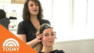 A Workout For Your Face? We Tried The Buzzy, New Exercise Trend | TODAY