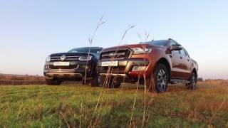 Episode 355 - Comparison: Ford Ranger Wildtrack vs VW Amarok Ultimate