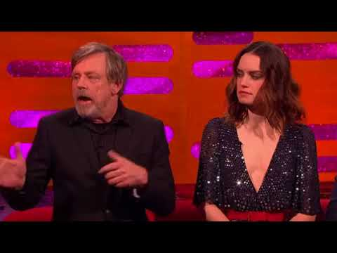 The Graham Norton Show S22 Ep11 Daisy Ridley, John Boyega, Gwendoline Christie Mark Hamill Sam Smith