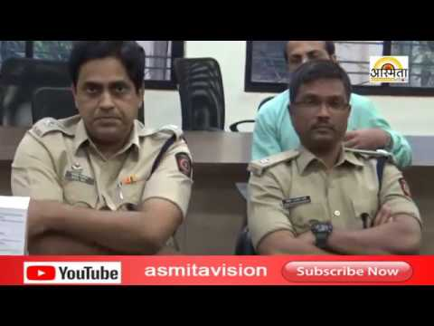 पोलीस गोळीबारात एक दरोडेखोर ठार  ...... /Asmita vision news Solapur/10-02-2019