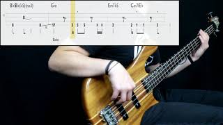 Beck Everybody S Got To Learn Sometime Bass Cover Play Along Tabs In Video