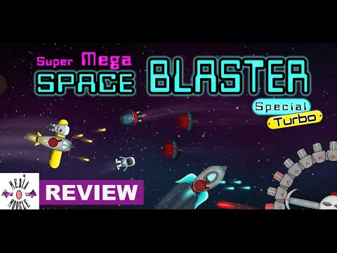 Super Mega Space Blaster Special Turbo - Review