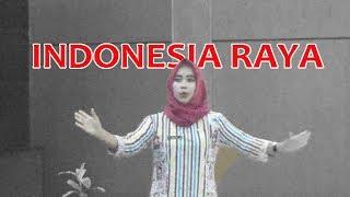 Di Hadapan Gubernur, Ini yang Paling Benar Jadi Dirigen Lagu Indonesia Raya