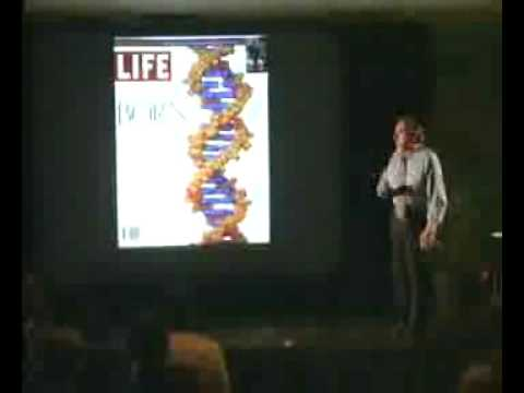 Bruce Lipton - Biology of Perception 1 of 7
