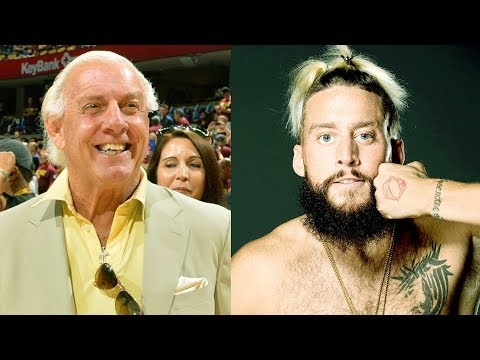 RIC FLAIR HEALTH UPDATE! ENZO GOING HEEL? Going in Raw DAILY 8/15/17!