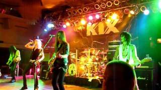 Kix - Lie Like A Rug