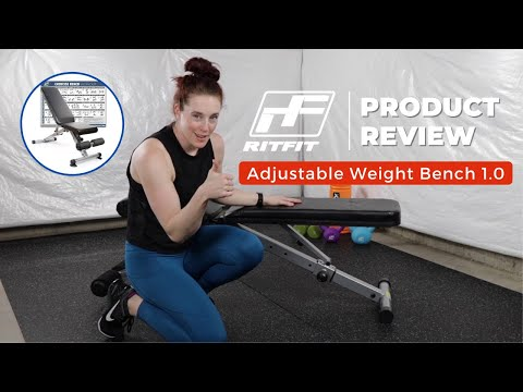 ritfit-product-review-|-adjustable-bench-workout