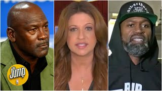 Rachel Nichols on the NBA community speaking out about the death of George Floyd | The Jump