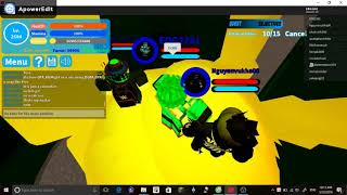 How To have OFA Badge on Boku No roblox