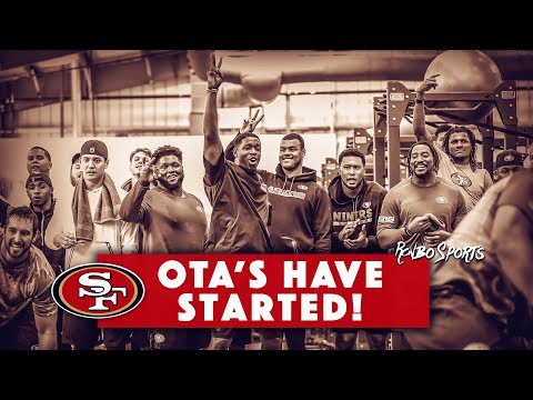 LIVE! Richard Sherman Leads 49ers Defense Into OTA's & The Biggest Camp Battles 2018