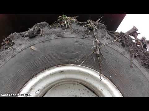 LandTech, 14.01.2019 - Широков Дмитрий, выпускник мехфака  переделал гусеничный трактор в колёсный.