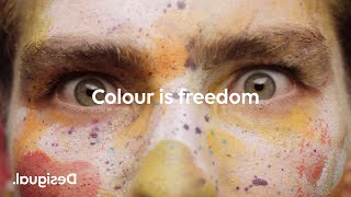 Desigual | COLOUR IS FREEDOM | COLOUR IS YOU SS19 CAMPAIGN