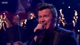Rick Astley - Never Gonna Give You Up (Jools Annual Hootenanny 2020)