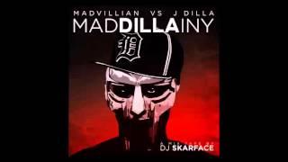 MadDILLAiny - J Dilla vs Madvillainy [DJ Skarface]