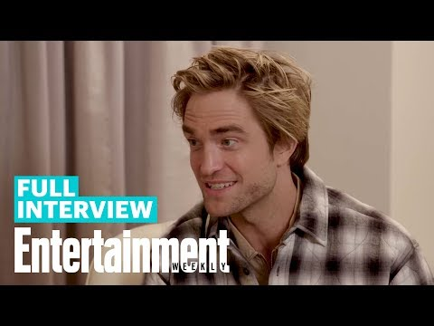 Robert Pattinson On Why He Wanted To Play Batman, 'The Lighthouse' & More | Entertainment Weekly