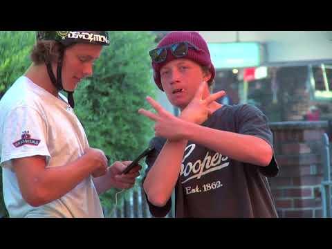 BMX - LEWIS MILLS 2017 BEHIND THE SCENES