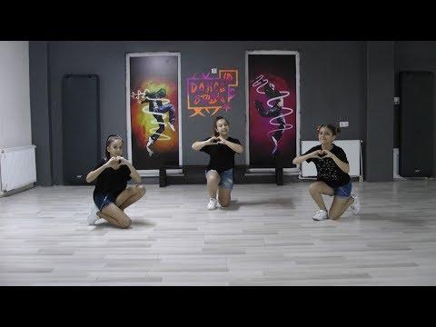 Anne-Marie - 2002 easy kid dance / zumba choreography