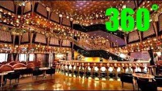 Carnival Splendor Tour 360˚ Deck 3 - Main Lobby