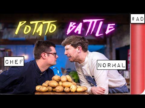 Beat The Chef: Ultimate Potato Battle
