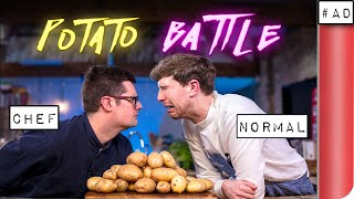 Beat The Chef: Ultimate Potato Battle