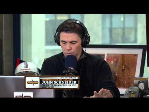 John Schneider on the Dan Patrick Show (Full Interview) 2/3/14