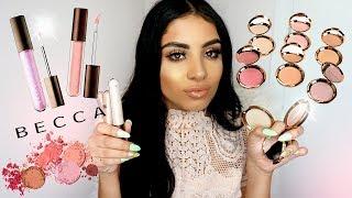 SUMMER MAKEUP 2017   NEW Becca Cosmetics Products