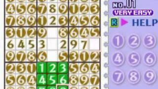 Game Boy Advance Dr  Sudoku