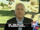 McCain on Larry King Live (1 of 2) - 7/28/08