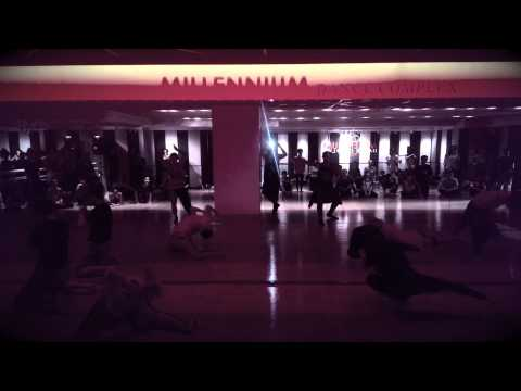 Fall Into The Sky by Zedd feat Ellie Goulding at Millennium Tokyo - Brian Friedman Choreography