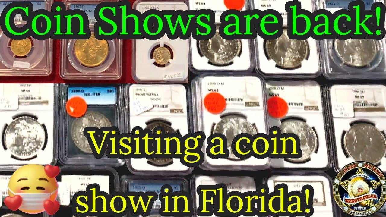 coin shows in florida 2020