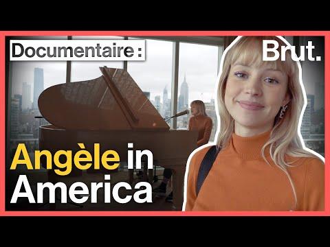 Youtube: Dans les coulisses des concerts d'Angèle à New York et Montréal