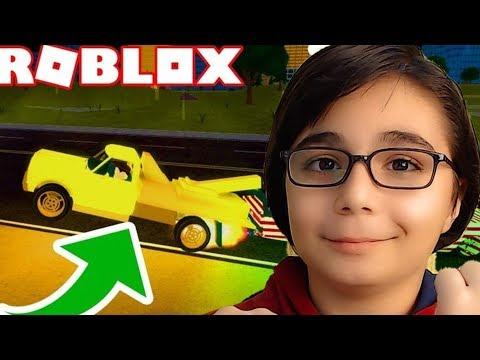 ROBLOX'TA ARAÇ SİMÜLATÖRÜ - Roblox