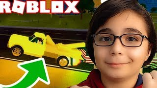 😱 VEHICLE SIMULATOR dans ROBLOX-Roblox