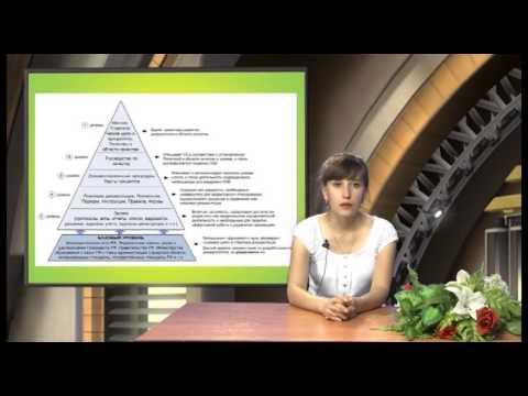 Видеолекция Документация системы менеджмента качества