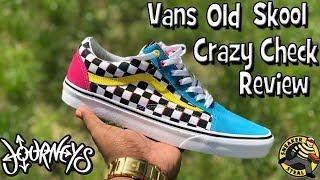 Vans Old Skool Crazy Check