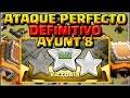EL ATAQUE PERFECTO AYUNT 8 - 🌟🌟🌟LA MEJOR ESTRATEGIA PARA 3 ESTRELLAS - Clash of Clans - Español