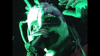 Download Slipknot live St. Paul, MN, USA 2001 [unreleased]