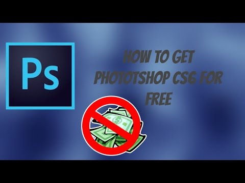 How To Get Photoshop CS6 For FREE 2017 Windows/10/8/7