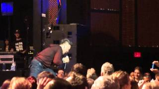 Journey Arnel Pineda Lovin Touchin Squeezin Las Vegas August 29, 2013 At The Palms