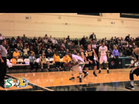 Sacramento State vs UC Santa Cruz Men
