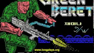 MSX Longplay [047] Green Beret