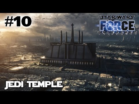 STAR WARS The Force Unleashed SITH MASTER Act 10: Jedi Temple | Gameplay Walkthrough
