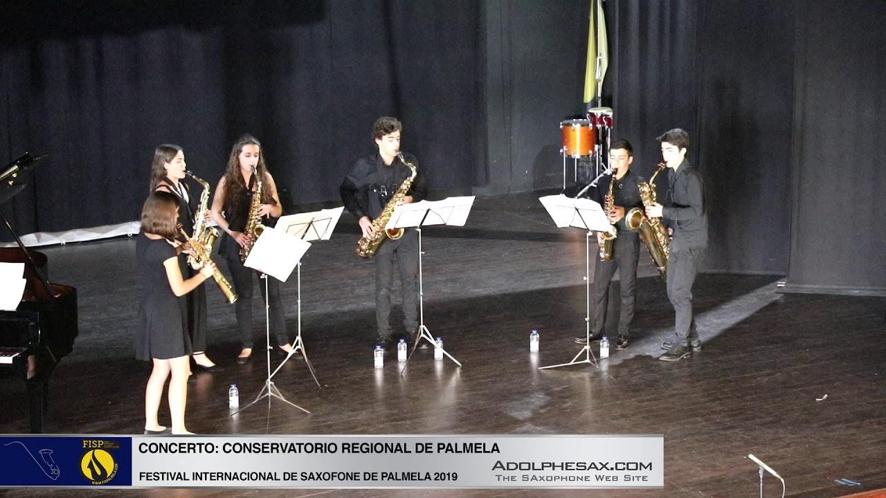 FISPalmela 2019 - Conservatorio Regional de Palmela - Brandembourg Concerto nº3 by J.S. Bach