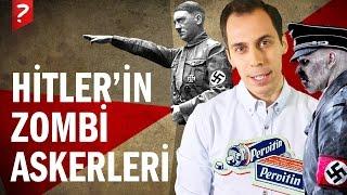 Nazilerin Ölüme Meydan Okuyan İlacı ve Zombi Askerlerin İnanılmaz Hikayesi