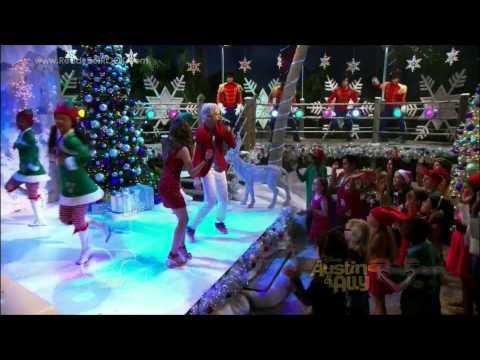 Austin Moon (Ross Lynch) & Ally Dawson (Laura Marano) - I Love Christmas [HD]