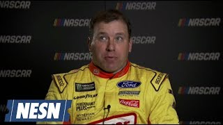 Ryan Newman Hoping For 2008 Daytona 500 Magic With Ford Mustang