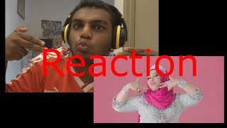 I Am Me - DSV (OFFICIAL LYRIC VIDEO) [ REACTION]  WHY?????????