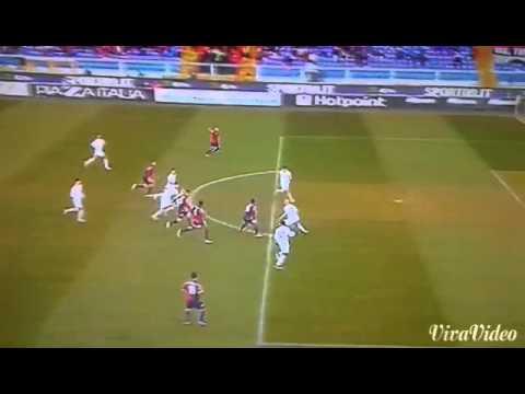 Amazing Matri goal HD, Genoa vs Atalanta