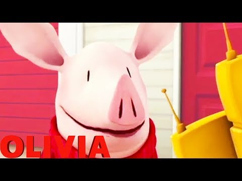 Olivia the Pig | Olivia Takes a Road Trip | Olivia Full Episodes