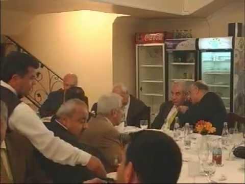 Türkmen İş adamları ve Tüccarları,Ahmet MURATLI Arşivi,Ankara 18.05.2005
